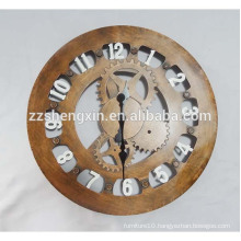 Big Metal Wall Clock for Sale