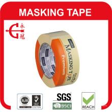 Cinta adhesiva para productos calientes - B64 con base de goma y Easy-Tear