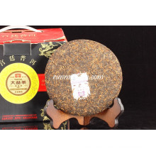 "2010 Menghai Dayi ""Gong Ting"" Reife Pu Er (001) Pu-erh Tee, 200g / Kuchen"