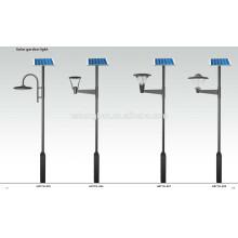 Garden park High lumen 30W IP65 Éclairage LED solaire BridgeLux chips lampe de jardin LED 3 ans de garantie / éclairage solaire extérieur