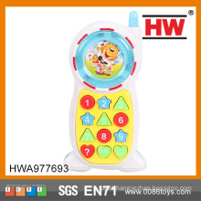 Magic Learning Baby Phone Toys Russian Toy