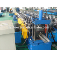 Galvanized Steel Door Frame Roll Forming Bending Making Machine , Used Aluminum Metal Door Frame Roll Forming Machine For Sale