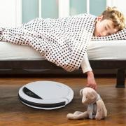 Gyro robot vacuum cleaner