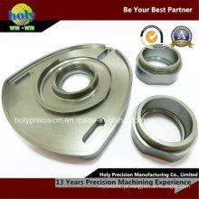 Placa de aluminio de usinagem CNC para peças de automóvel