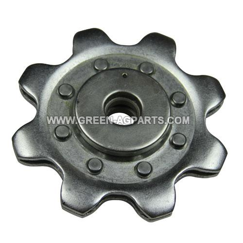 AH101219 Gathering Chain 8 Tooth Sprocket do John Deere Cornhead