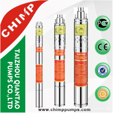 2 inch high quality screw submersible water pump
