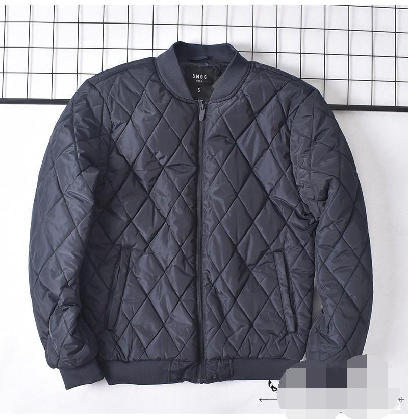 Men S Quilted Jacket