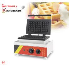 Коммерческая вафельница NonStick Бельгийская вафельная выпечка