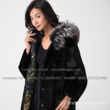 WInter Kopenhagen Reversible Mink Fur Women Coat