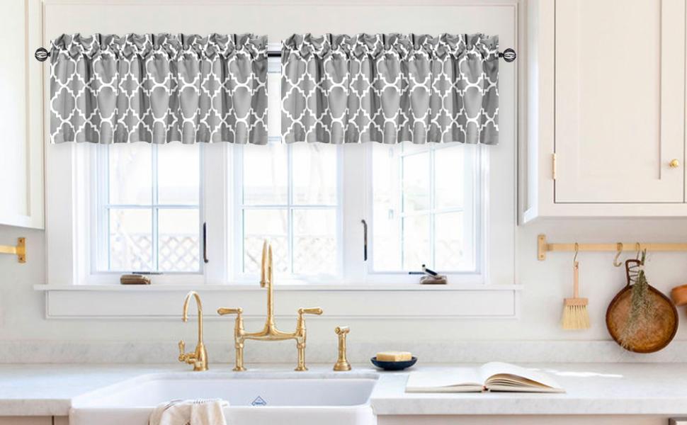 Kitchen Small Window Curtains