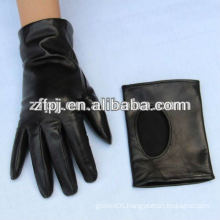 New style durable wholesale driving Leather Glove for Ladies in winter