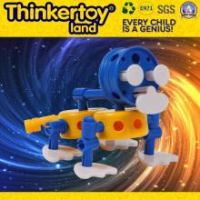Children′s Plastic Desktop Intellectual Building Brick Toy
