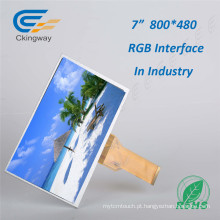 "7 ""50pin RGB Interface Touch TFT Display"