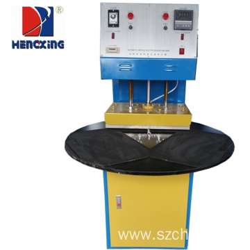 Automatic blister heat sealing machine for clamshell