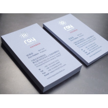 Lunuxry Laser Cut Metal Business Card com preço competitivo