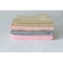 High Quality Microfiber Coral Velvet Towel