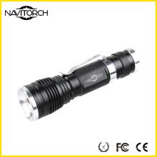 240lm CREE XP-E 3W haltbare teleskopische Fokus-handliche LED-Taschenlampe (NK-630)
