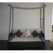 Alumínio móveis cama de sol Design e mobiliário novo