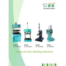 Máquina caliente de la soldadura del PVC plástico