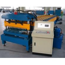 Máquina formadora de rolo de papelão ondulado usado