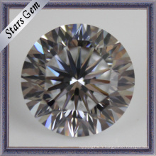 Star Cut CZ Gemstone Stand La haute température (Set In Wax & Lustre)