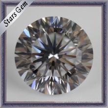 Star Cut CZ Gemstone Stand Высокая температура (установленная воска и блеска)