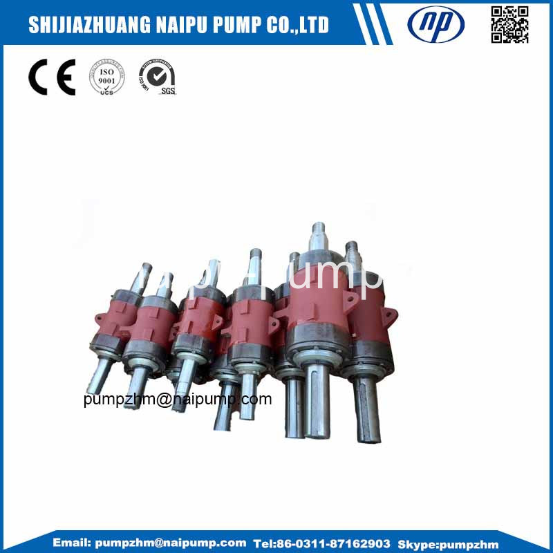 17 AH pump parts bearing assembly