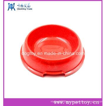 High Quality Plastic Dog Bowls with Bone Logo