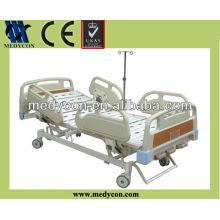 home nursing bed with three cranks