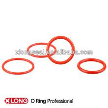 Einzigartige Produkte Red PU O Ring