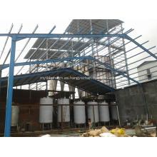 Secadora de Secado Mechina de GPL para Aminoácidos
