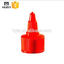 20/410 Long tip nozzle cap,screw plastic cap with long nozzle