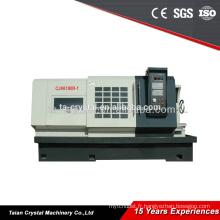 CJK6180B-2 heavy duty tour cnc tournage machine creuse broche cnc métal avec faible coût