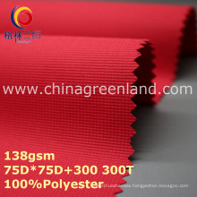 100%Polyester Pongee Coating Fabric for Textile Clothes (GLLML264)