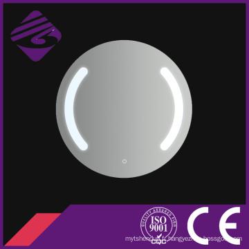 Jnh202 usine moderne Produire pas cher maquillage miroir mural rond