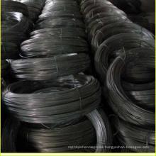 Alambre de alambre y alambre trenzado negro alambre de hierro recocido suave
