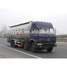 Nuevo 8 * 4 polvo a granel camión cisterna 36m3 camiones en polvo precio