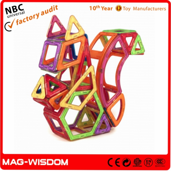 Children's Toys Plastic Building