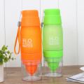 Bouteille d'eau de citron de fruit de couleur de bouteille de l'eau de sports 22oz H2O aucun minimum