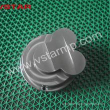 Parte de torneado CNC de acero al carbono para equipos médicos