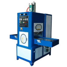 Shuttle way High frequency leather embossing machine