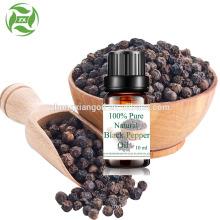 Aceite de pimienta negra natrual 100% puro de grado superior