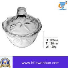 Glass Bowl for Tableware with Good Price Dessert Bowl Kb-Hn0372