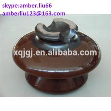33KV Pin Type Insulators/High Voltage Ceramic Insulator/Porcelain Insulator/Power Accessories