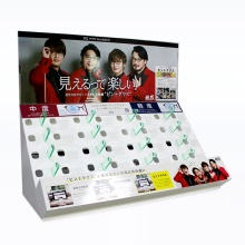 APEX Shop Retail Tabletop 16pcs Vitrina de gafas de sol