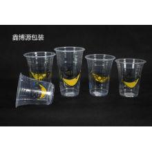 Tasses en plastique pour boissons froides