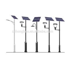 CE, RoHS, IEC 20w / 30w / 40w / 50w Die Cast Aluminium Solar Lampe Garten