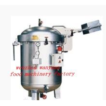 Вертикальный тип парового отопления автоклавного стерилизатора реторты