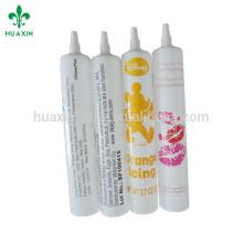bpa livre embalagem de cosméticos tubo da sombra compacta embalagem de cosméticos