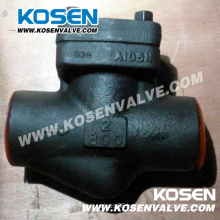 Forged Steel Piston Socket Welded Check Valves